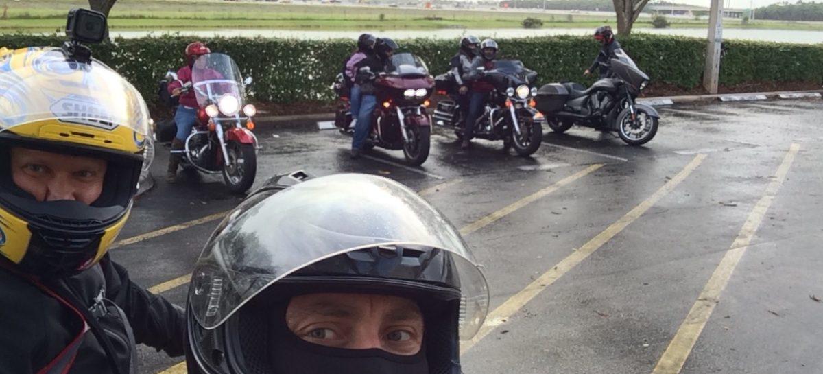 Как стать мотоциклистом в Майами за два дня