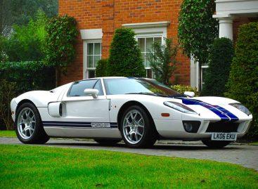 Ford GT Дженсона Баттона выставлен на аукцион