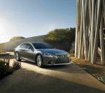 Премьеры Lexus LS и RC F GT3 на Женевском автосалоне