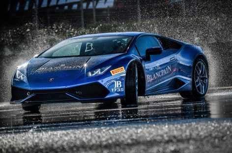 Совместное заявление Lamborghini и Blancpain