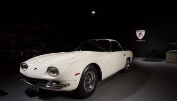 Lamborghini восстановили 350 GT