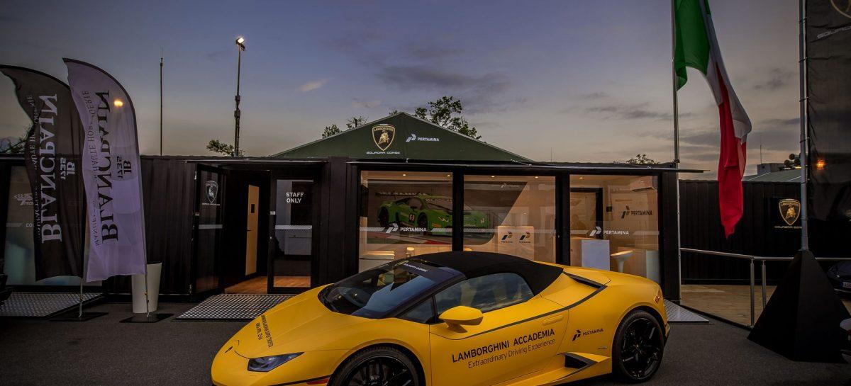 Новая гоночная серия Middle East открывает сезон Lamborghini Super Trofeo 2019