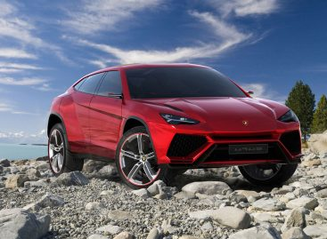 Производство Lamborghini Urus начнется в апреле
