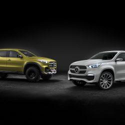 Пикап Mercedes-Benz X-class может появиться на американском рынке