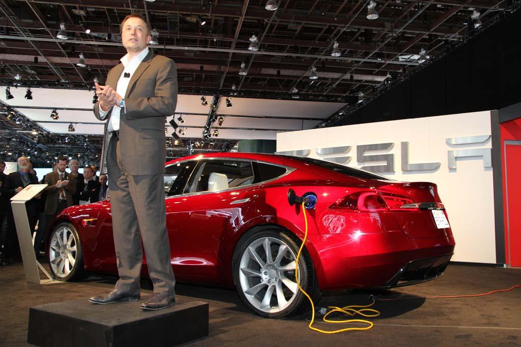 Musk-Model-3