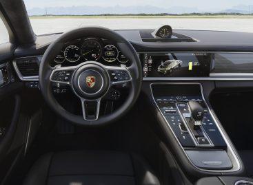 Самой мощной Panamera становится Turbo S E-Hybrid