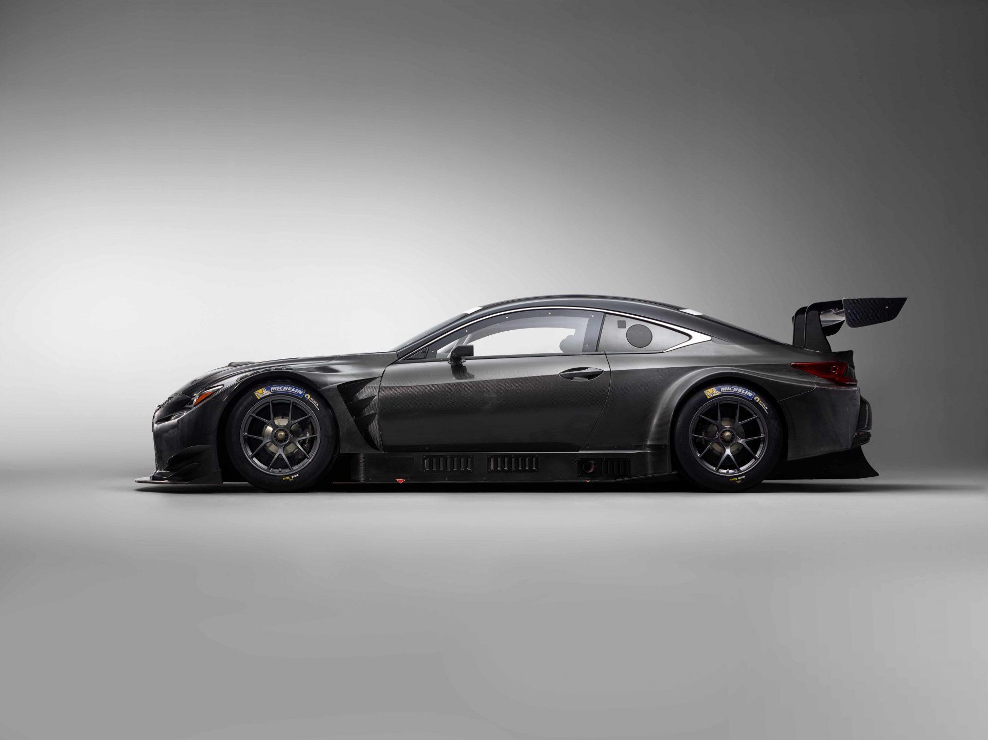 Lexus RC F GT3 2017