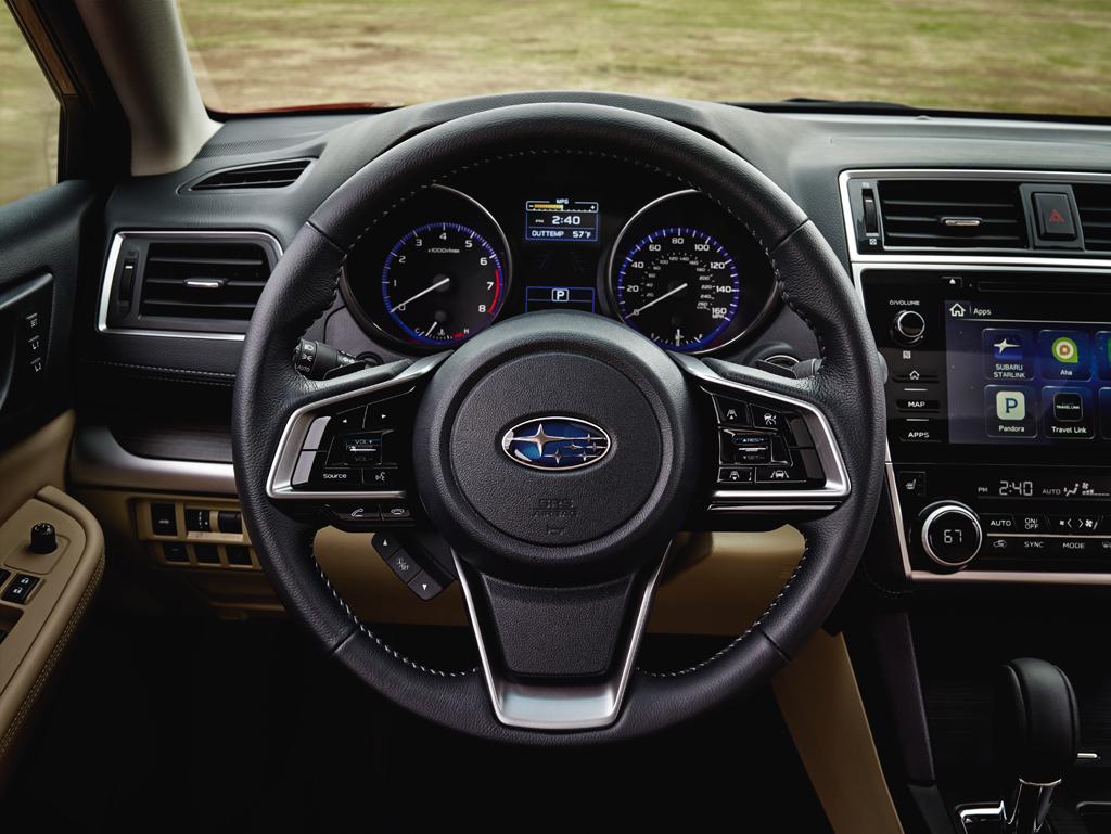 Subaru Legacy 2018 модельного года (125109)