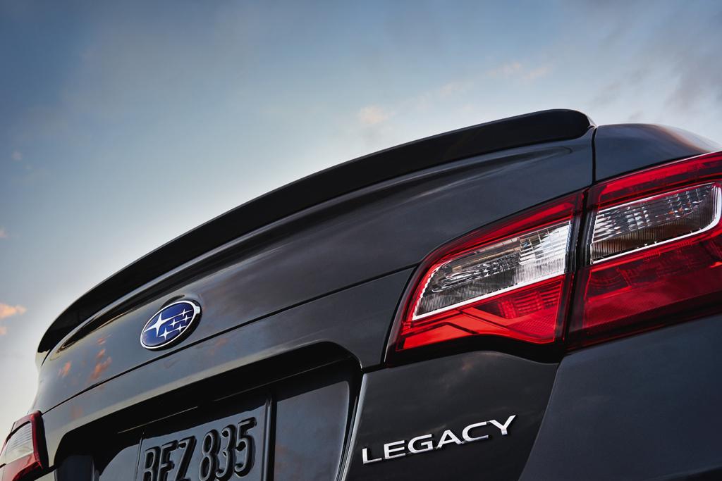 На автосалоне в Чикаго покажут новый Subaru Legacy