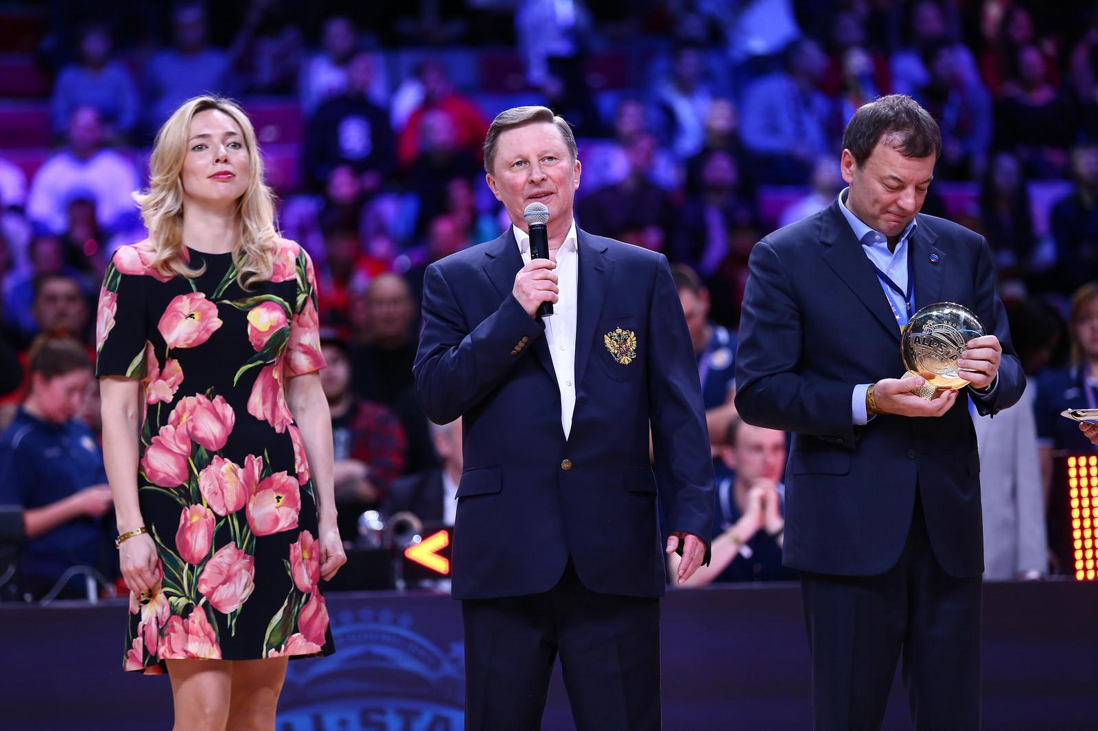 Сергей Иванов Единая лига ВТБ