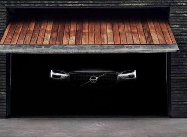 Тизер нового Volvo XC60 размещен в соцсетях