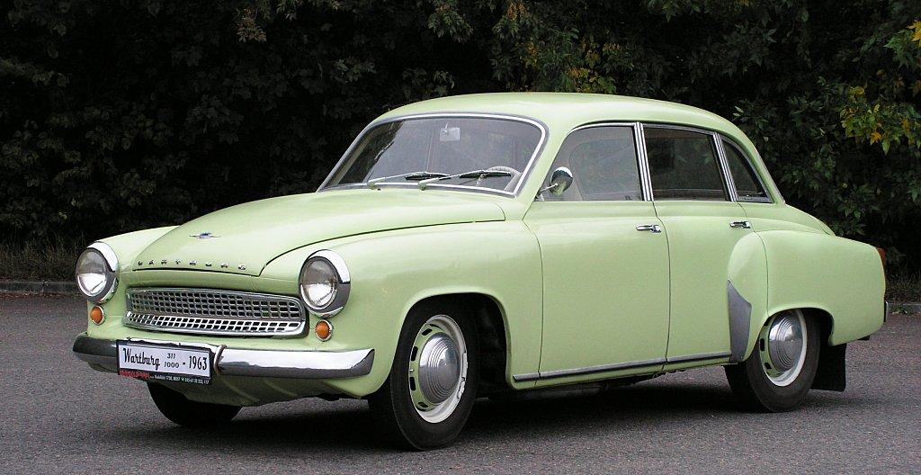 Wartburg 311 1963