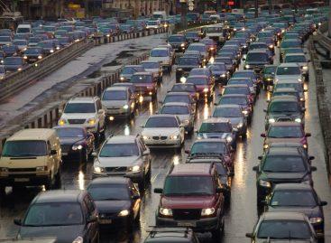 Москва стала второй в рейтинге самых «пробочных» городов мира