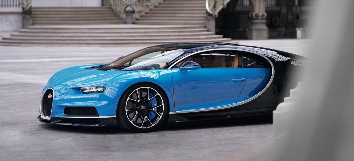 Bugatti Chiron. Как построить гиперкар за 3 миллиона долларов