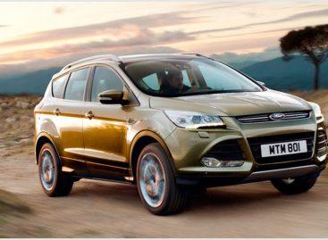 В России автомобили Ford упали в цене