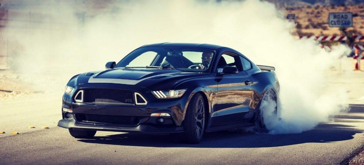 В Мексике Mustang вышел на тропу войны