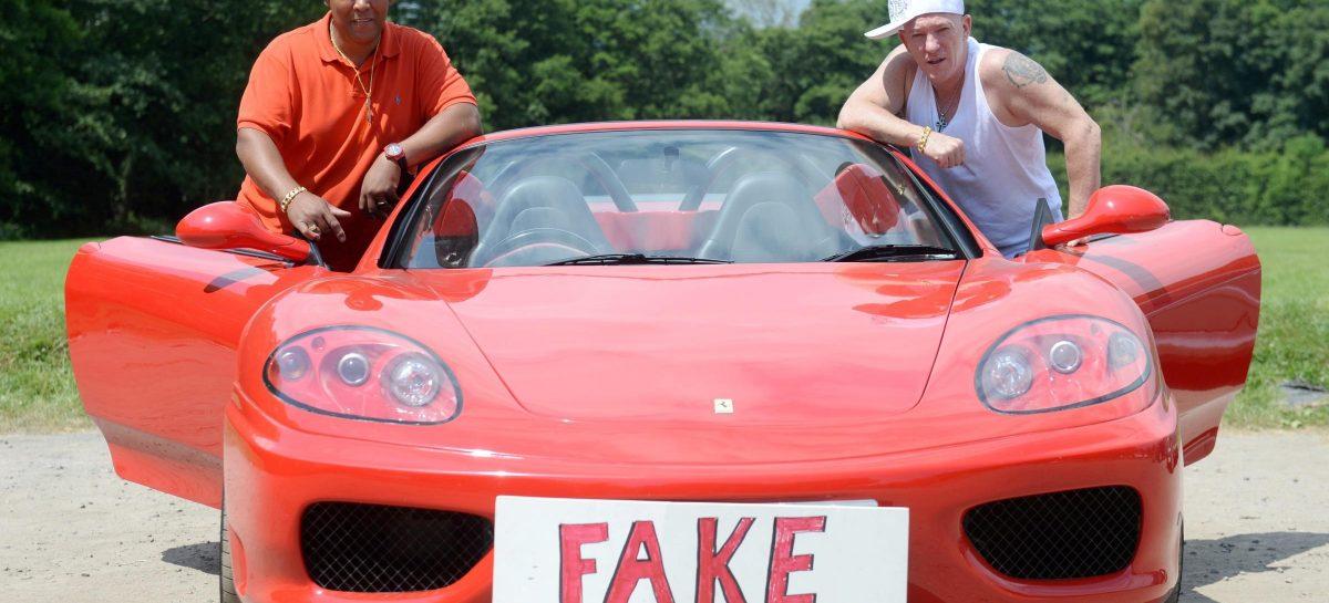 В Испании производили поддельные Ferrari и Lamborghini
