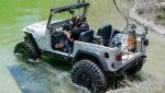Jeep субмарина