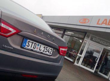 Lada Vesta покоряет Германию