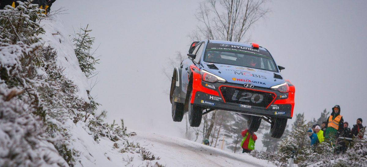 Hyundai Motorsport готовится снова побороться за лидерство
