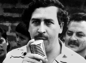Гараж Пабло Эскобара.