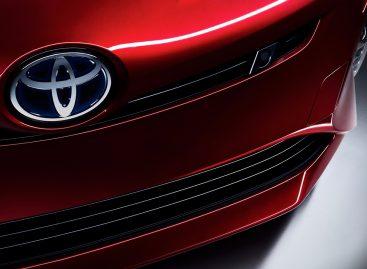 Toyota – первая в Google