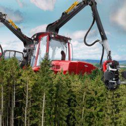 То, что делает жизнь легче - Пилорама. Необычные лесные тракторы и тягачи, пилы и огромные клешни.