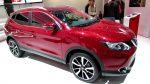 Nissan отмечает 10 лет Qashqai