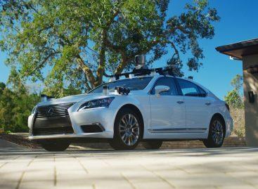 Toyota представила беспилотный автомобиль