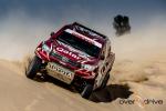 Победа Нассера Аль-Аттия и Toyota Hilux в Dubai Baja