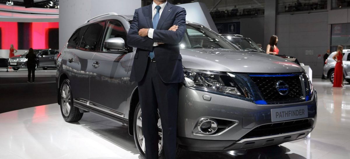 Перестановки в Nissan