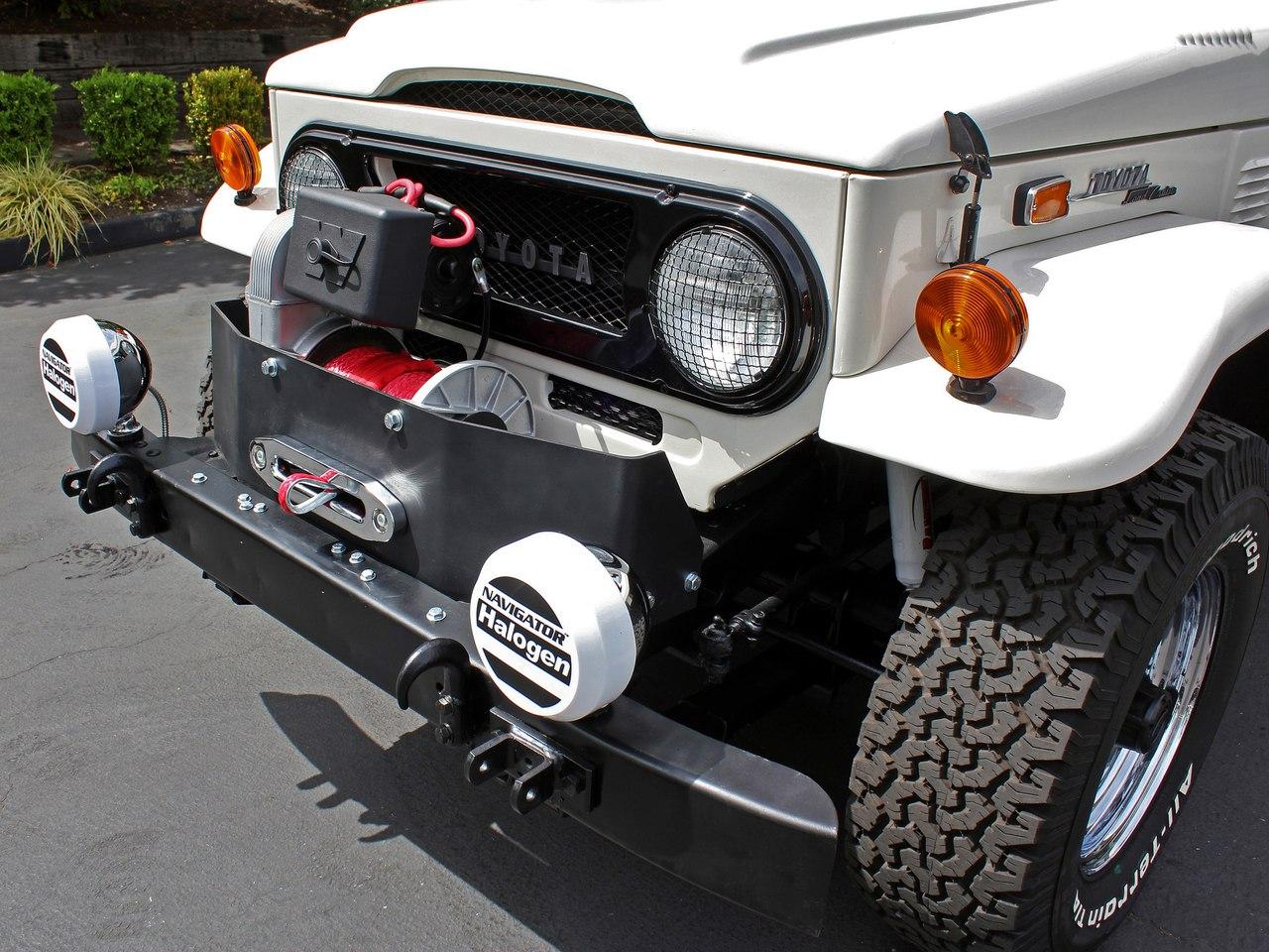 Toyota Land Cruisers FJ40 1967