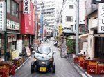 Сверхкомпактный каршеринг в Йокогаме