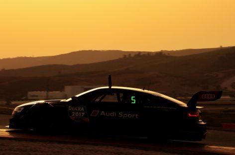 Audi готова к новому сезону DTM