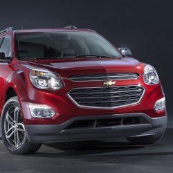 Chevrolet Equinox появится в продаже в апреле