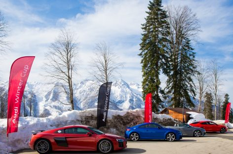 Audi Winter Cup