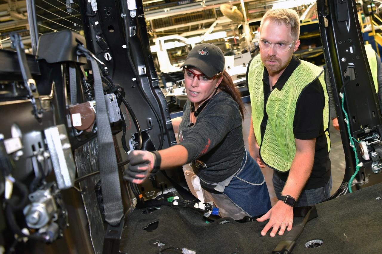 Автомобильный завод Ford
