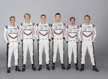 Porsche представит новый 919 Hybrid и новую команду