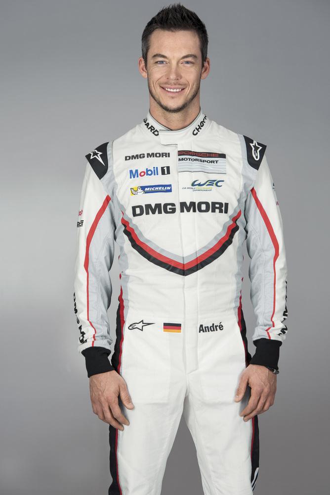 André Lotterer, Porsche-Werksfahrer LMP1