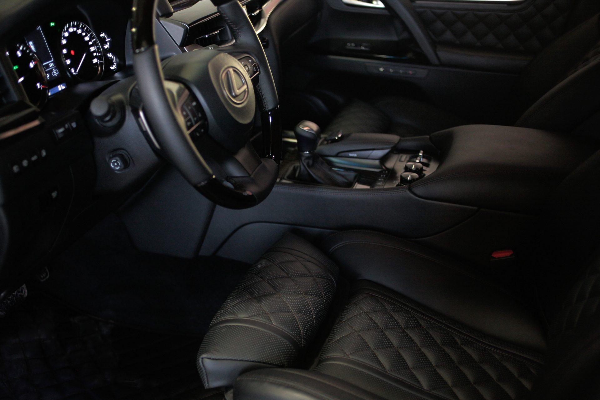 Lexus LX570 тюнинг