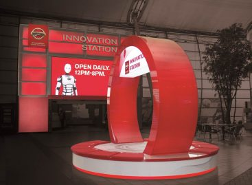 Innovation Lab от Nissan