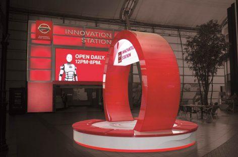 Innovation Lab от Nissan