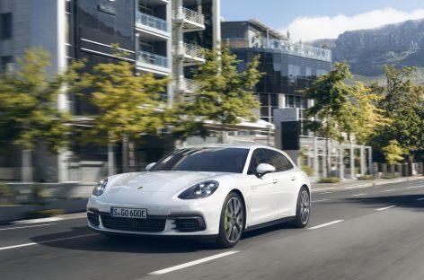 Мировая премьера в Женеве: Sport Turismo расширяет модельный ряд Panamera
