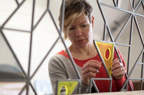 Эбигейл Рейнольдс представит свою инсталляцию на Art Basel в Гонконге