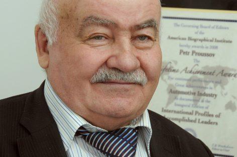 Скончался Петр Прусов – создатель легендарной «Нивы»