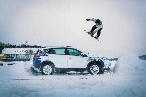 Toyota создаст «снежную бурю»