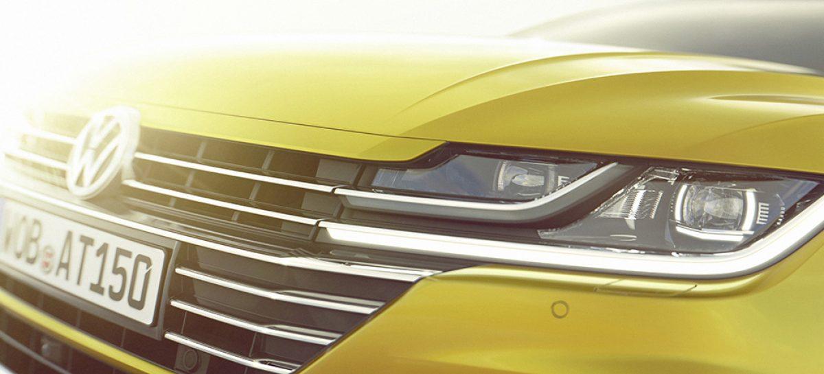 Volkswagen в Женеве представит новый Arteon