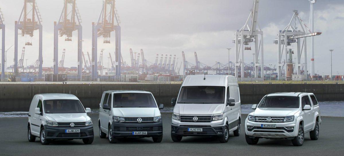 Volkswagen Коммерческие автомобили – продажи выросли на 2%