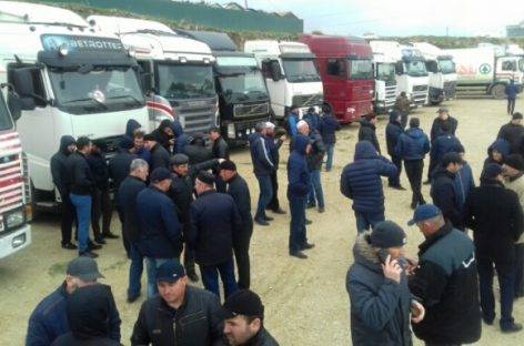 Росавтодор не видит угрозы в стачке
