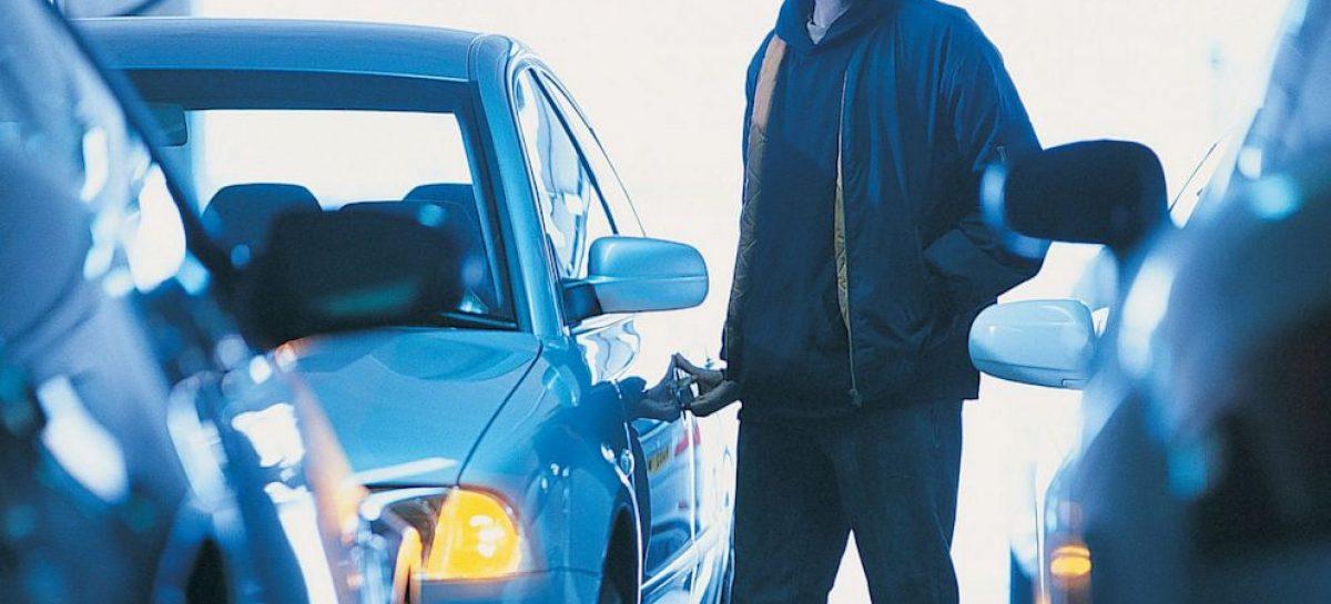 «Удочка» — самый популярный способ угона авто